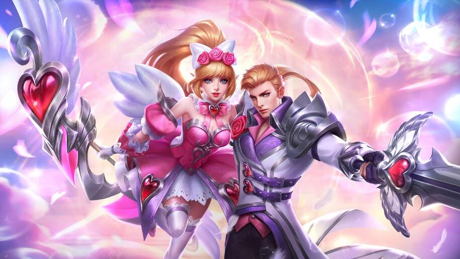 Miya, Sweet Fantasy, Alucard, Romantic Fantasy, ML, Mobile ...