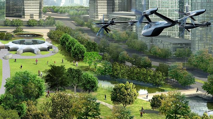 현대자동차, 우버와 UAM 전략적 파트너십 구축