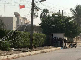 Mastermind of Karachi Chinese consulate attack killed in Afghanistan