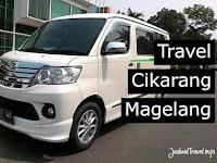 Travel Cikarang Magelang - Golden Prima