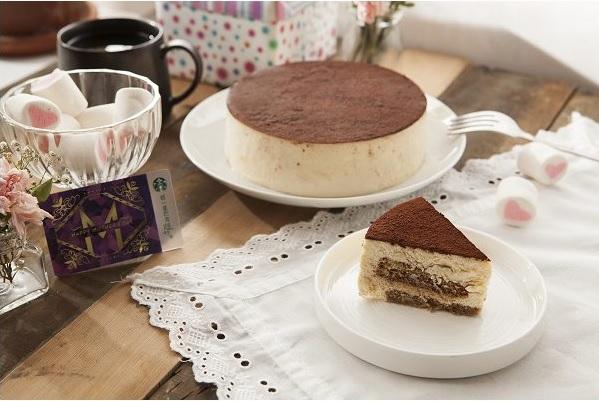 母親節蛋糕推薦:【星巴克】母親節蛋糕 提拉米蘇 預購宅配 團購優惠