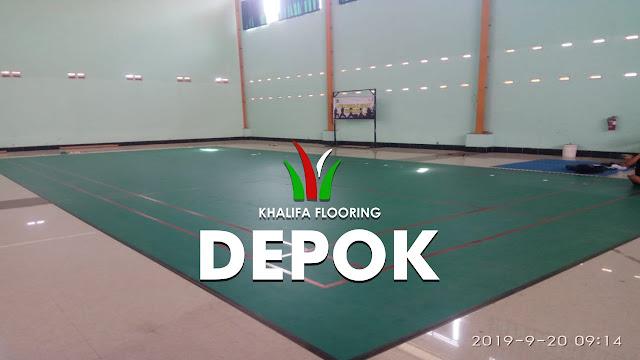 Jual Karpet Lapangan Badminton Depok