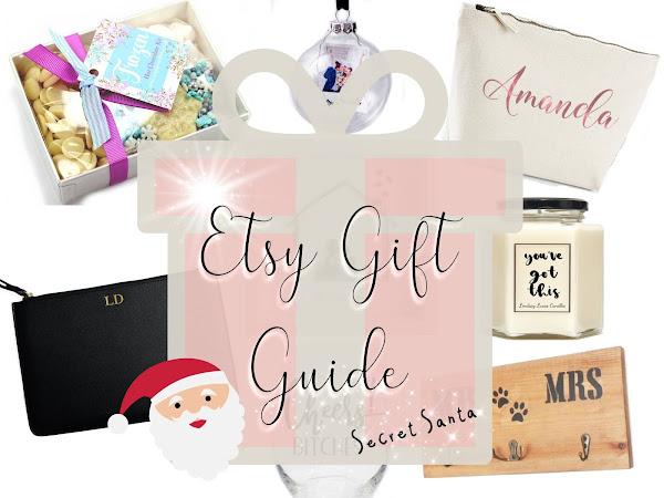 Etsy Gift Guide | Secret Santa