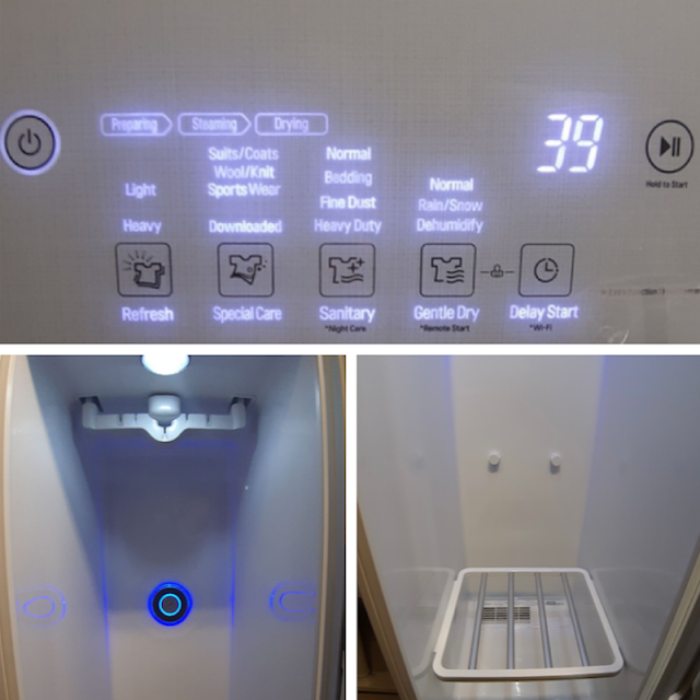 LG Styler Steam Clothing Care System Review