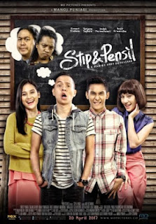 Download film Stip dan Pensil (2017) WEBDL Gratis