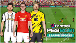Download eFootball PES 2021 PPSSPP Chelito Best Graphics & Camera PS5 Fix Cursor   English Version