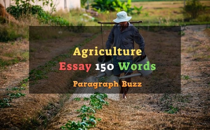 Essay on Agriculture in 100 Words for Class 1, 2, 3, 4