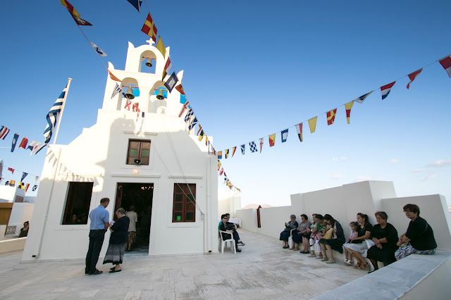 Chiesa ad Oia-Santorini
