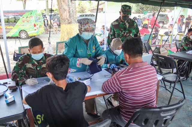 Izak Pangemanan Sebut Perlu Sinergitas TNI-Polri dan Pemda Serta Masyarakat Demi Papua Bebas Covid-19
