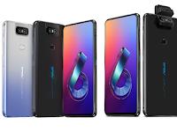 ASUS ZenFone 6 Smartphone Unik dengan Flip Camera 48 MP