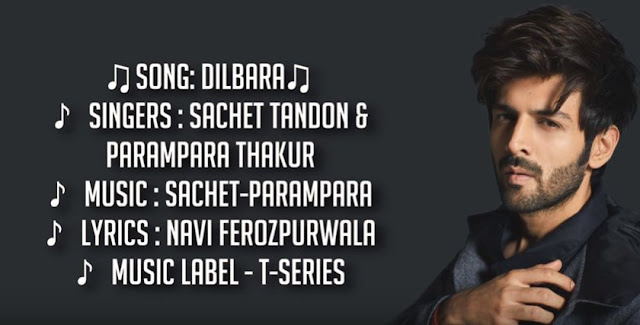 Dilbara Haryani Song Lyrics | Pati Patni Aur Woh