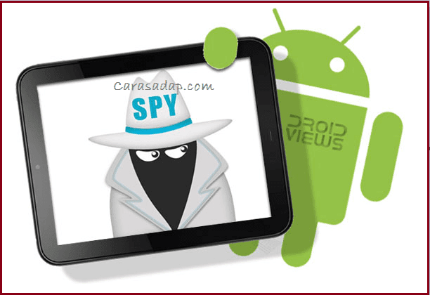 cara sadap hp android tanpa aplikasi