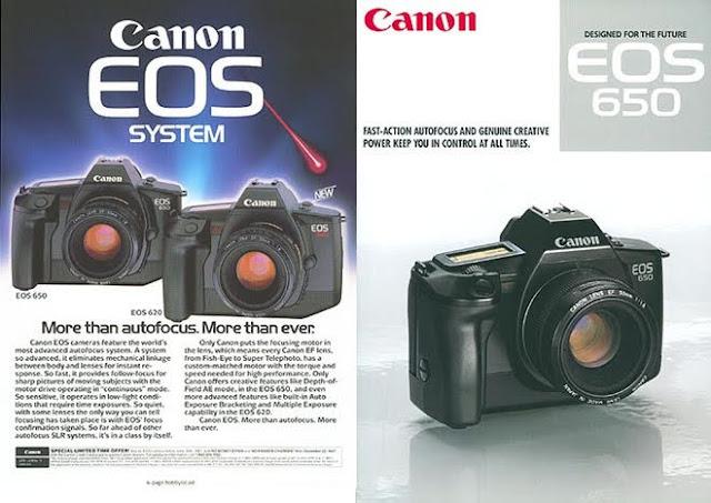 【攝影器材】務實首選,Canon 用戶都值得擁有的 10 顆 EF 鏡 - EOS 650 SLR & EF 50mm f/1.4