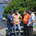 Reeducandos iniciam segunda fase da revitalização da Orla do Amarelinho