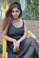 Pragya Nayan New Fresh Telugu Actress Stunning Transparent Black Deep neck Dress ~  Exclusive Galleries 040.jpg