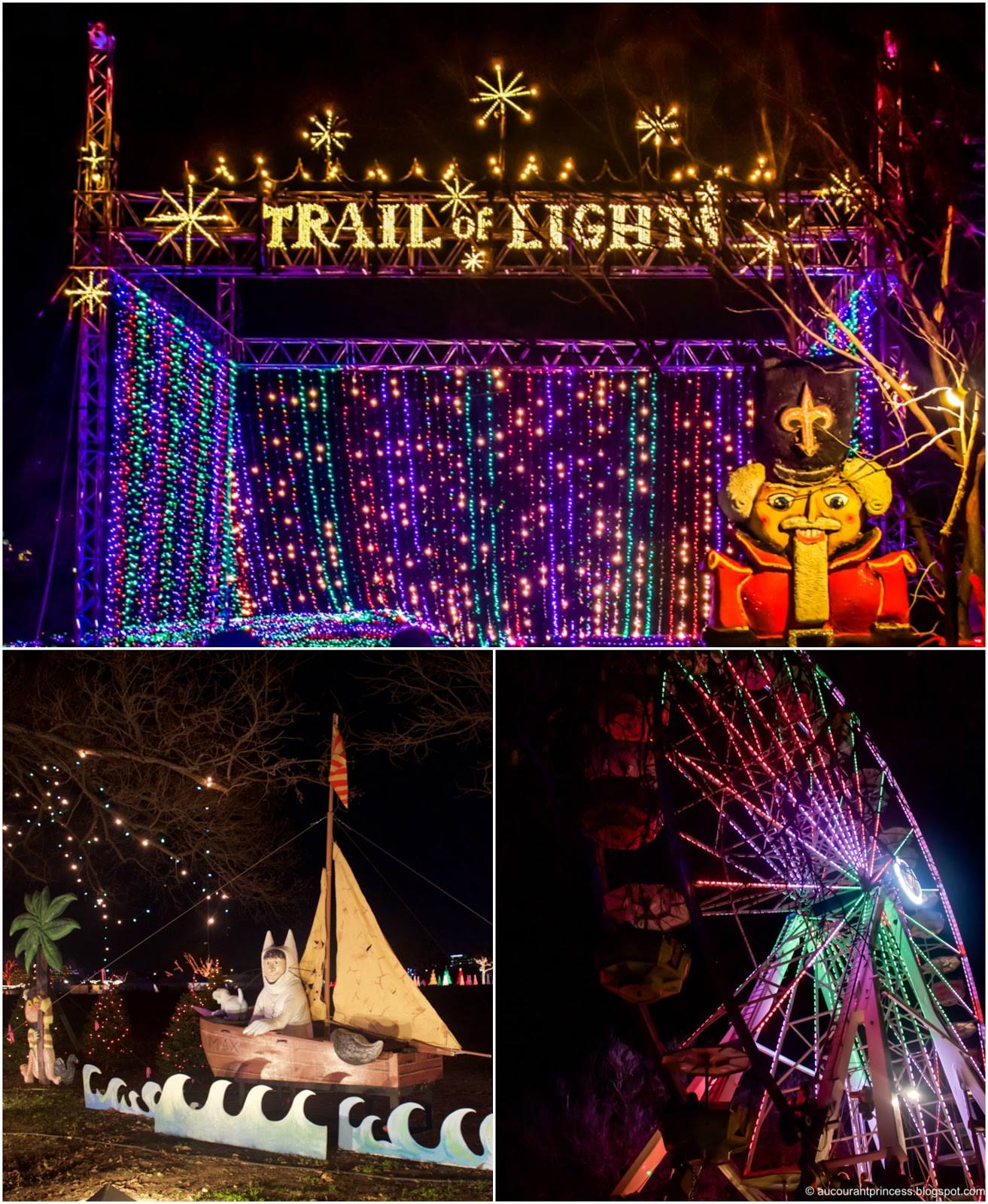 Austin's Trail Of Lights 2015: Things To Do in Austin, Texas USA