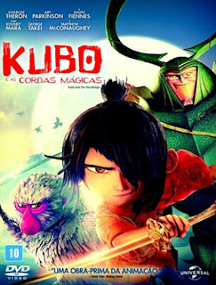 Kubo e as Cordas Mágicas - R5 Dual Áudio