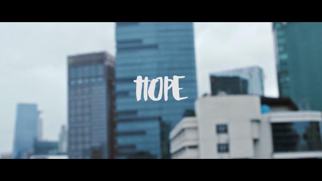 """Cuplikan gambar film pendek """"Hope"""""""