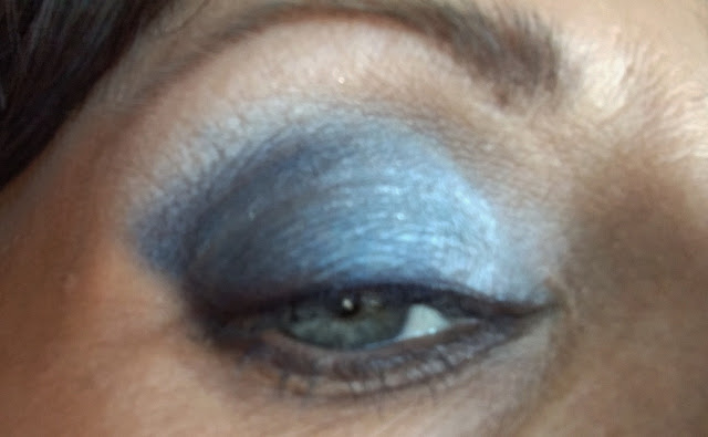 wet n wild blue eyeshadow