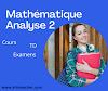 Cours et TD de Mathématique : Analyse 2 PDF