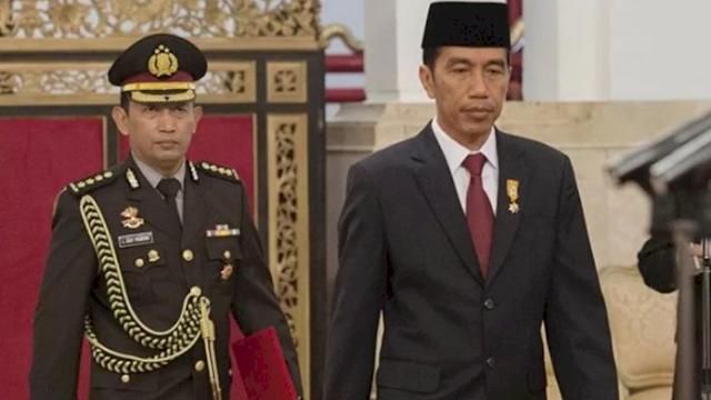 Pernah Ditolak MUI saat Jabat Kapolda Banten, Mantan Ajudan Jokowi Kini Calon Tunggal Kapolri