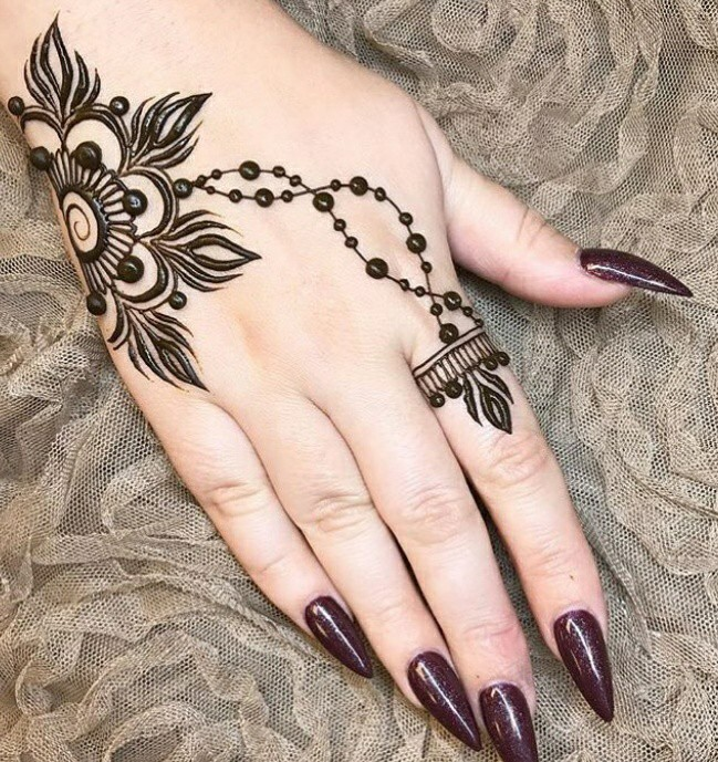 mehendi designs arabic images