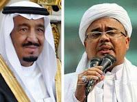 Diluruskan, Pengacara FPI hanya akan Bertemu Protokoler Raja Salman