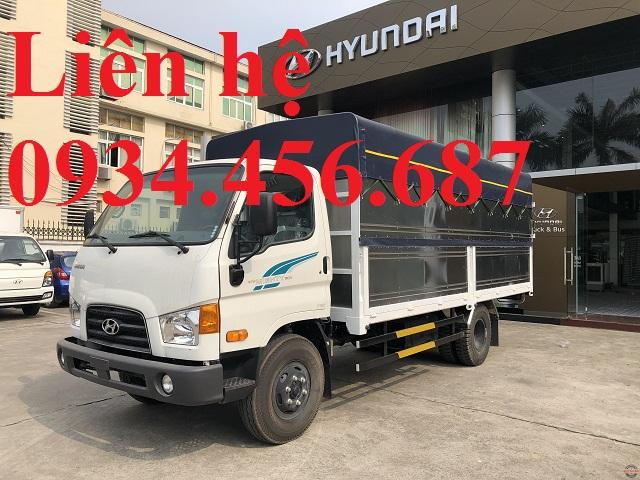 Hyundai 110sp thùng bạt máy 150 ps