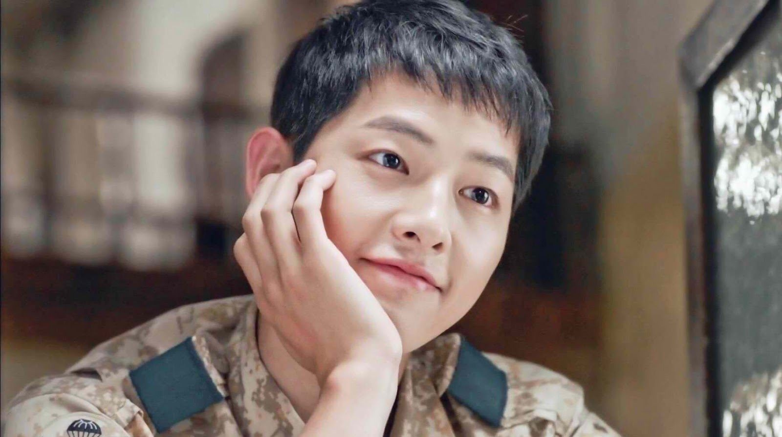 Descendants Of The Sun Song Song Couple Pictures