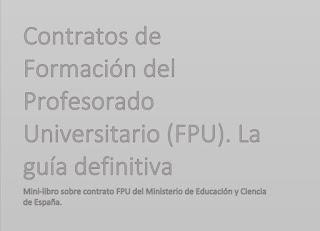 contratos-becas-FPU-doctorado-predoctoral