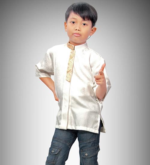 baju koko anak laki laki