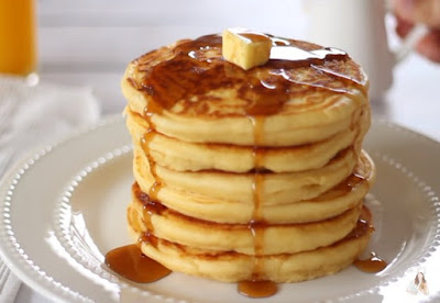 HOW TO MAKE THE BEST PANCAKES? PLEASE WATCH THE VIDEO BELOW