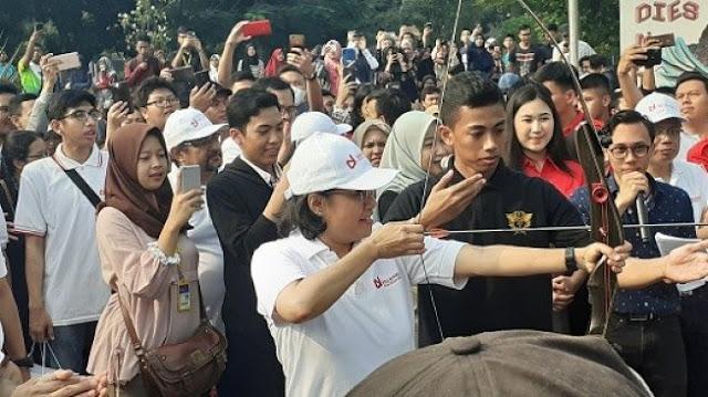 Sri Mulyani: Kisah Jokowi-Prabowo Ibarat Dongeng Ramayana