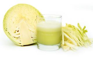 agua de repollo para bajar el colesterol