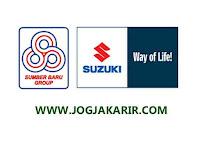 Lowongan Kerja Jogja Sales Force Suzuki Mobil di PT Sumber Baru Trada Motor