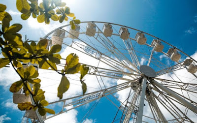 Cuidado a Vida é uma Roda Gigante - Hoje sou eu amanhã pode ser você!