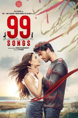 99 Songs 2021 Hindi 720p HDRip ESubs Download