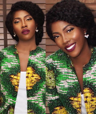 tiwa savage husband absent birthday party