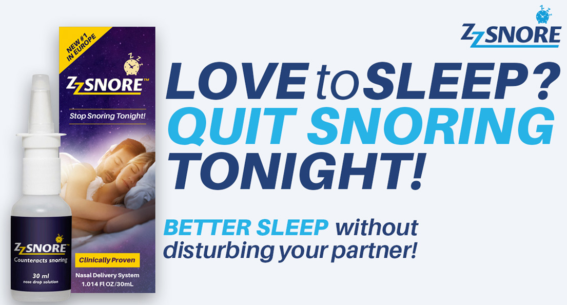 Zz Snore - Anti-Snoring