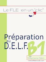 ebooks baratos, ebooks francés baratos, ebooks DELF, DELF B1, libro B1, le FLE en un 'clic', FLE, francés online