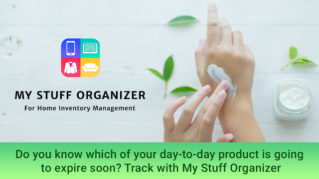 My Stuff Organizer: For Home Inventory Management Banner