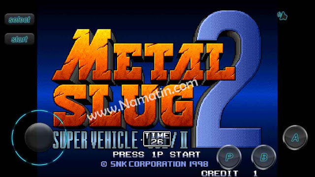 metal slug android tanpa emulator