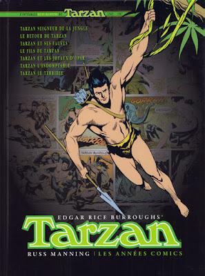 Tarzan Les années comics aux éditions Graph Zeppelin