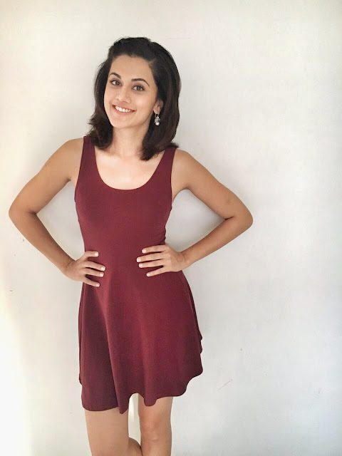 taapsee pannu at Runningshaadi.com movie promotions
