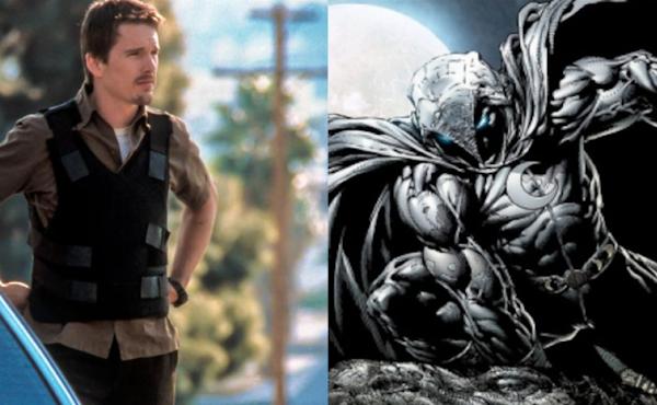 Ethan Hawke interpretará o vilão da série 'Cavaleiro da Lua' do Marvel Studios