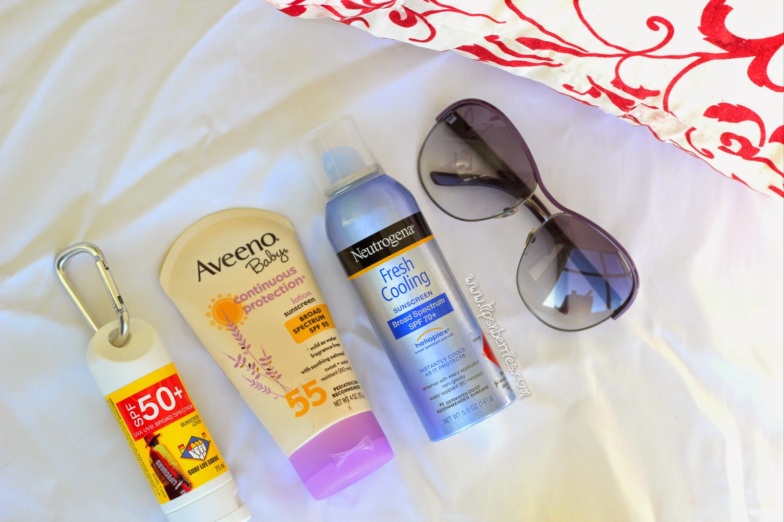 Aveeno baby sunscreen review
