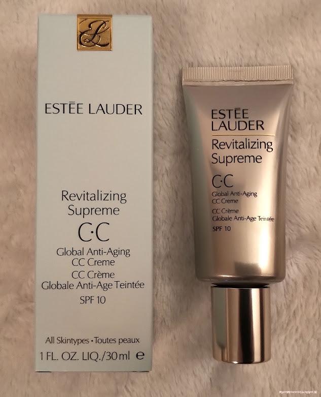 Estée Lauder Revitalizing Supreme CC Global Anti-Aging CC Creme