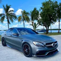 Parking Mercedes C63 AMG City Drive Apk Download for Android
