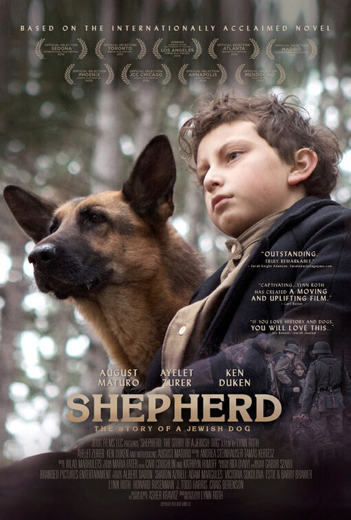 pelicula SHEPHERD: La historia de un perro judío
