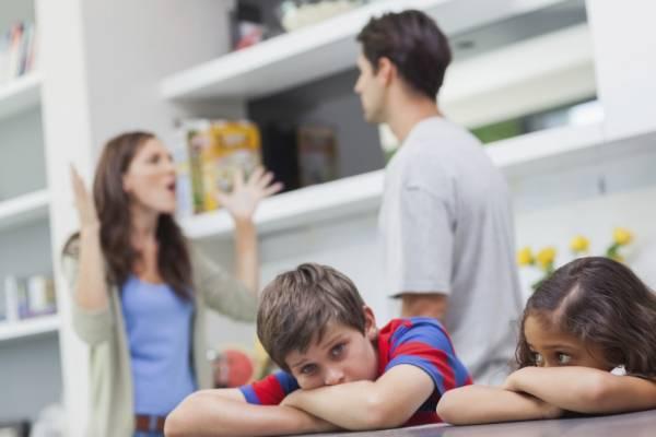 Niños con padres divorciados llenan  los consultorios de los psicólogos